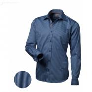 Pánská košile Victorio Modrá slim