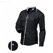 Pánská košile Victorio Černá