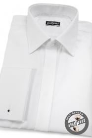 Pánská košile SLIM jemný proužek 100% bavlna