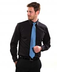 Tmavě modrá košile Vincenzo Boretti