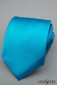 Petrolejová kravata pro muže
