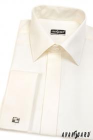 Smatanová pánská košile SLIM krytá léga, MK