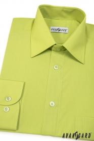 Pánská košile kiwi
