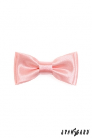 Motýlek MINI růžový dětský 7 cm