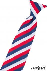 Chlapecká kravata Trikolóra Lux