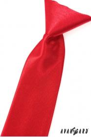 Chlapecká kravata 758-červená
