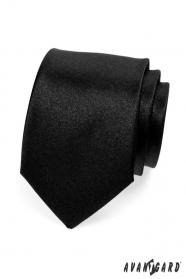 Pánská černá kravata