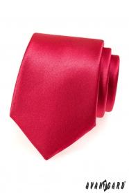 Červená pánská kravata Avantgard
