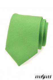 Výrazná zelená kravata