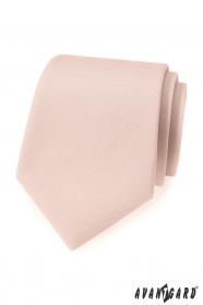 Pánská kravata v barvě Ivory