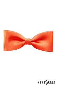 Hladký oranžový motýlek