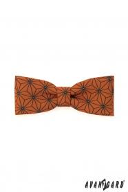 Motýlek KLASIK - Oranžová