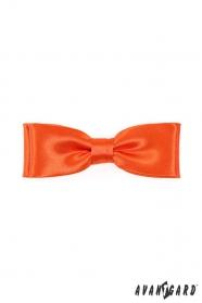 Pánský motýlek Oranžová