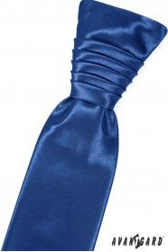 Svatební kravata regata v královské modré
