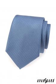 Světle modrá kravata 7 cm Lux