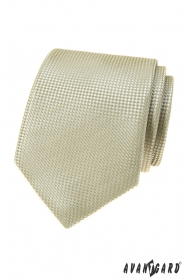 Zelenkavá pánská kravata