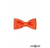 Motýlek MINI - Oranžová - 7 cm