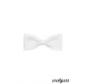 Motýlek chlapecký - V1-bílá - 10 cm