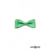 Zelený chlapecký motýlek - 10 cm