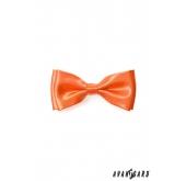 Motýlek chlapecký - Oranžová - 10 cm
