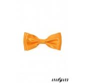 Zlatý chlapecký motýlek - 10 cm